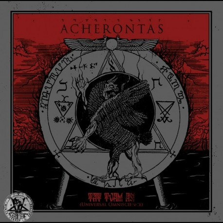 Acherontas - Tat Tvam Asi (Universal Omniscience), CD