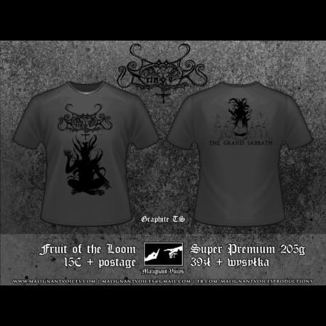 Doombringer - The Grand Sabbath, Shirt Grey (L)