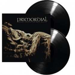 Primordial - Where Greater Men Have Fallen, DLP (black)