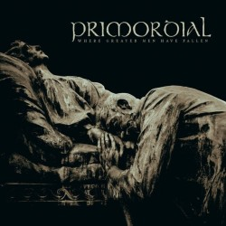 Primordial - Where Greater Men Have Fallen, CD