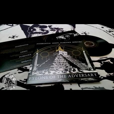 Acherontas / Puissance / Shibalba / Arditi - Pylons of the Adversary, LP