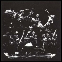 Countess - The Gospel of the Horned One, CD
