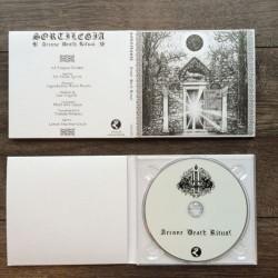Sortilegia - Arcane Death Ritual, Digi CD