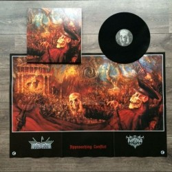 Truppensturm / Thorybos - Approaching Conflict, LP
