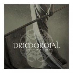 Primordial - To the nameless Dead, DLP (black)