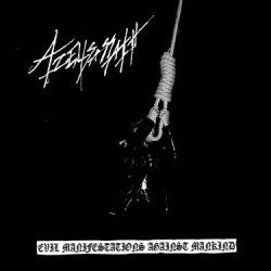 Azelisassath - Evil Manifestations Against Mankind, CD