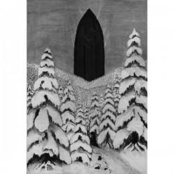 Paysage d'Hiver - Das Tor, A5 Digibook CD