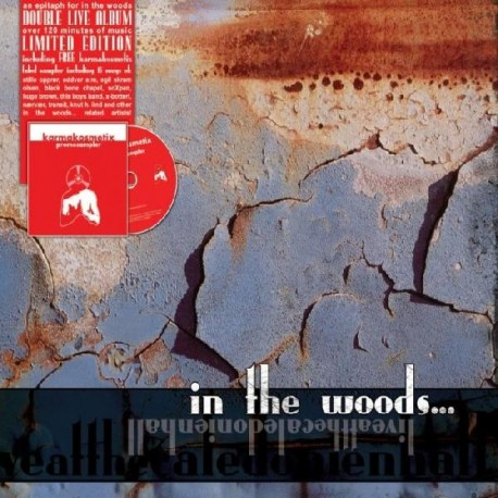 In The Woods... - Live At The Caledonien Hall, 2-CD
