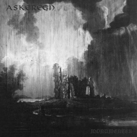 Askeregn - Monumenter, Digi CD