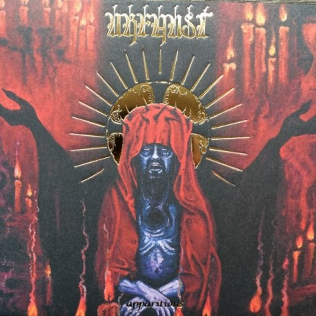 Urfaust - Apparitions, MLP (red)