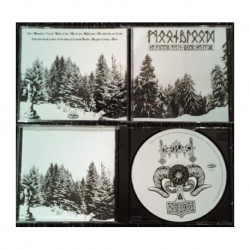 Moonblood - The Winter Falls over the Land, CD