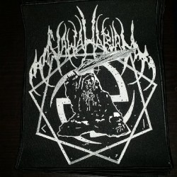 Nawaharjan - Spiritual Outlaw, Backpatch