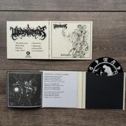 Wederganger - Halfvergann ontwaakt, Hardcover Digipack CD