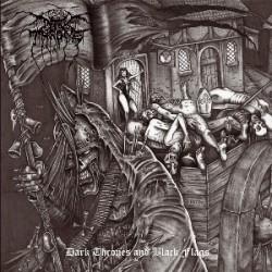 Darkthrone - Dark Thrones & Black Flags, LP