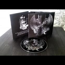 LvxCælis - The Watchers, Digi CD