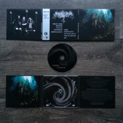 Sulphur Aeon - Swallowed By The Ocean's Tide, Digi CD