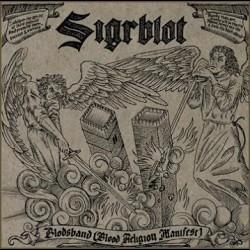 Sigrblot - Blodsband (Blood Religion Manifest), CD