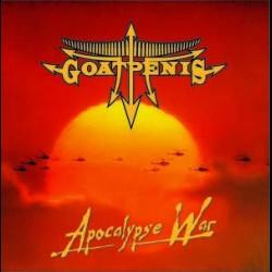 Goatpenis - Apocalypse War EP + Bonus, CD