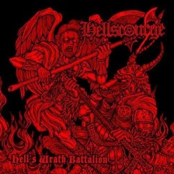 Hellscourge - Hell's Wrath Battalion, CD